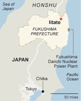 Nuclear Industry in Japan  Not Unlike the Nuclear Industry in the USA
