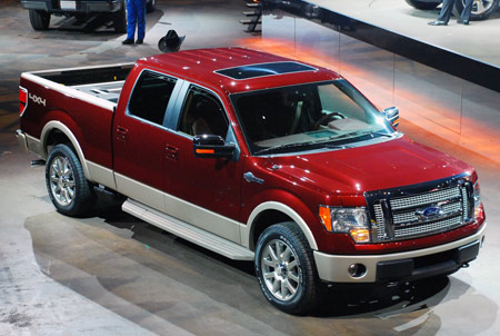 2009 Ford F 150 17 Opt