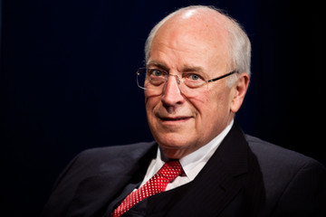 Former Vice President & former CEO of Halliburton, Richard B. Cheney