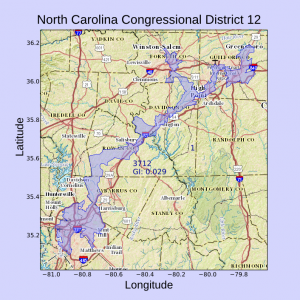 North Carolina Congressional District 12 for the 114th Congress